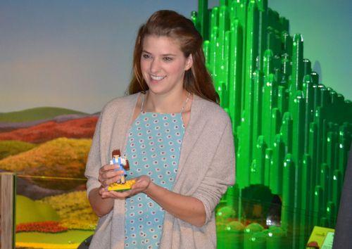 Dorothy Lego model